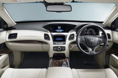 Honda Legend 2015 салон