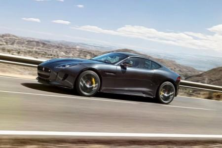 Jaguar F-Type Coupe 2016