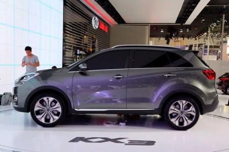 Kia KX3 концепт
