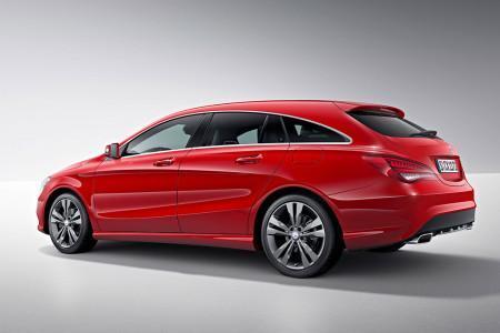 Mercedes CLA универсал