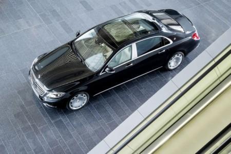 Mercedes-Maybach S-Class 2015