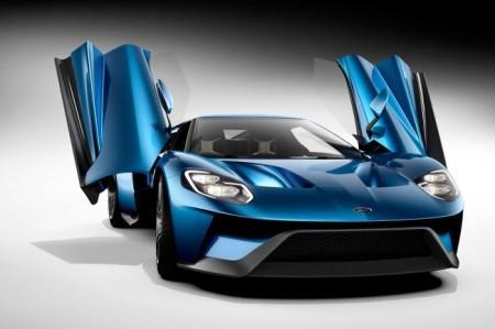 Форд GT II 2016-2017