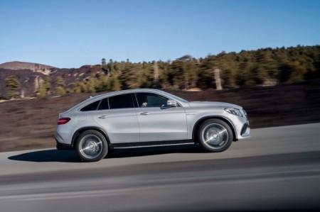 купе Mercedes-AMG 63 GLE