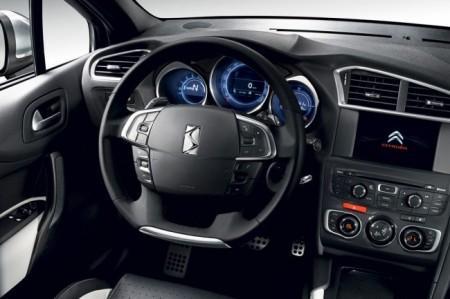 Citroen DS4 2015 салон