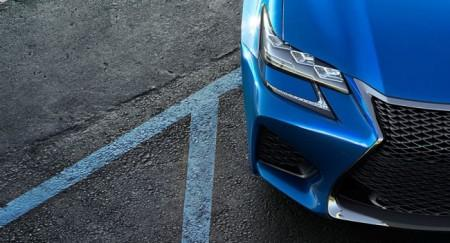 Lexus GS-F 2015