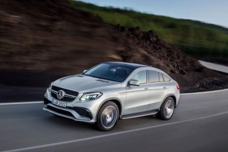 Mercedes-AMG 63 GLE Coupe 2016