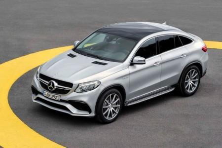 Mercedes-AMG 63 GLE Coupe