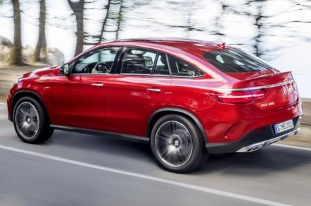 Mercedes GLE 450 AMG Sport Coupe