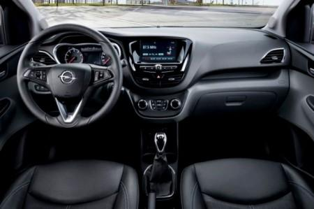 Opel Karl салон