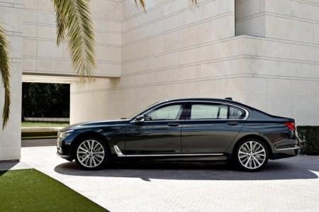новый BMW 7 G11