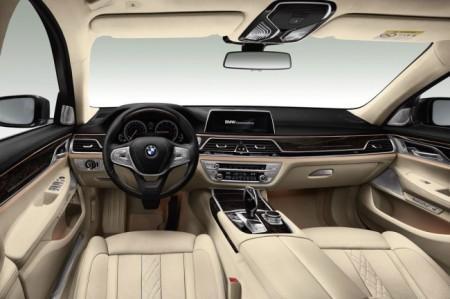 передняя панель BMW 7-Series G11