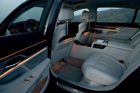 салон БМВ 7-серии в новом кузове G11