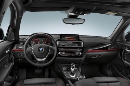 BMW 1-Series 2016 салон