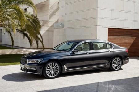 BMW 7-Series G11-G12
