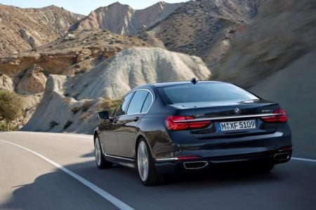 BMW 750 Li в новом кузове