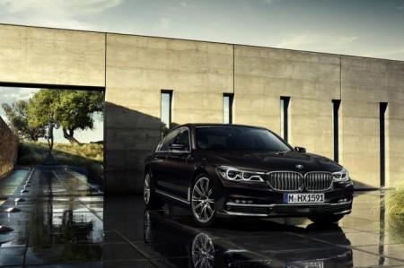 BMW 750 Li 2016