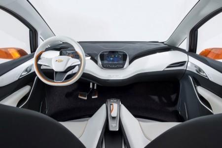 Chevrolet Bolt EV салон