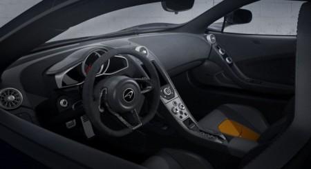 McLaren 650S Limited Edition салон