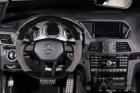 Mercedes E-Class Cerberus от MEC Design салон