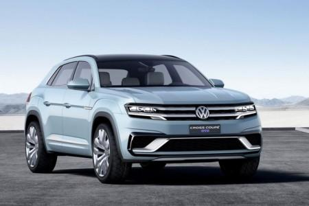Volkswagen Cross Coupe GTE концепт