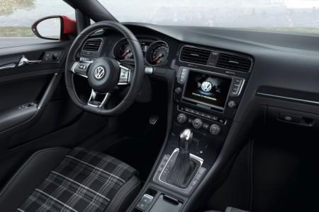 Volkswagen Golf 7 GTD Variant салон