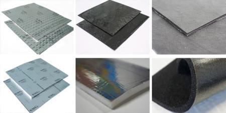 материалы для шумоизоляции автомобиля