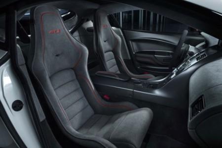 Aston Martin Vantage GT3 салон