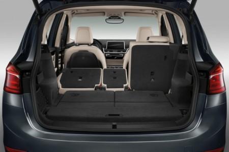 BMW 2-Series Grand Tourer багажник