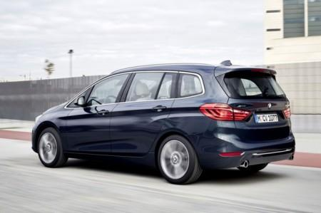 BMW 2-Series Grand Tourer компактвен