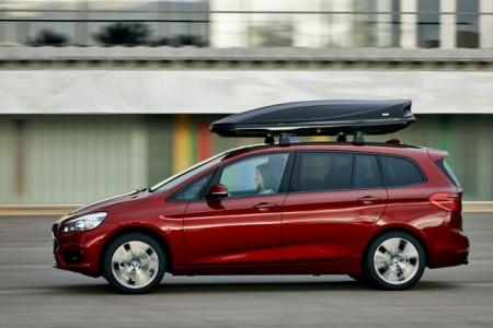 BMW 2-Series Grand Tourer экстерьер