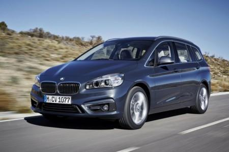 BMW 2-Series Grand Tourer 2016