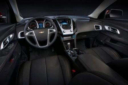 Chevrolet Equinox 2 салон