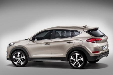 Hyundai Tucson III в новом кузове
