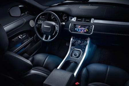 Range Rover Evoque 2016 салон