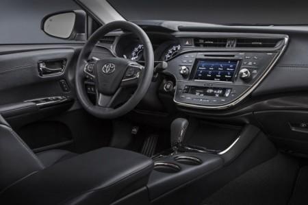 Toyota Avalon 2016 салон