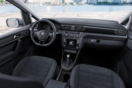 Volkswagen Caddy 4 салон