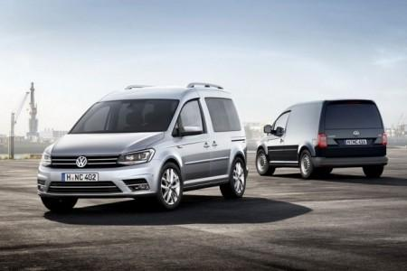 Volkswagen Caddy 4