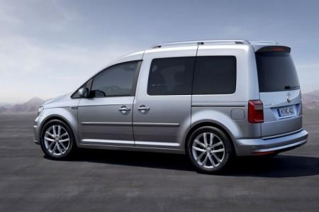 Volkswagen Caddy IV