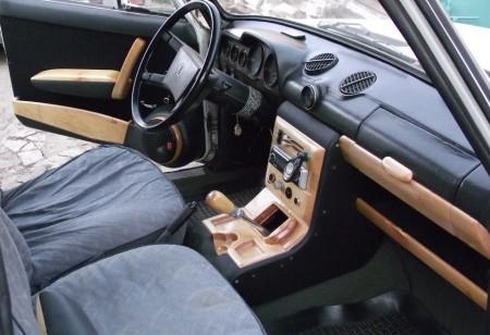 ВАЗ 2106 тюнинг интерьера