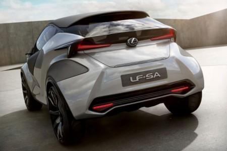 Лексус LF-SA концепт