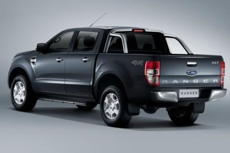 Форд Рейнджер 2016 рестайлинг