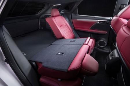 багажник Lexus RX 4