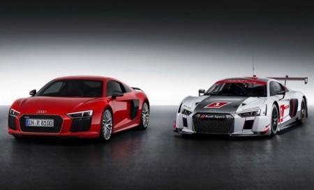гоночный Audi R8 LMS 2