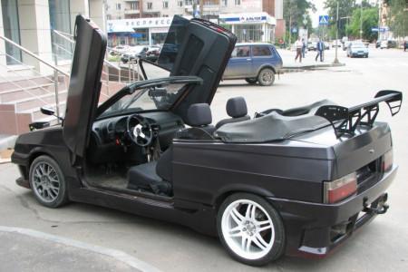 кабриолет ВАЗ 2108