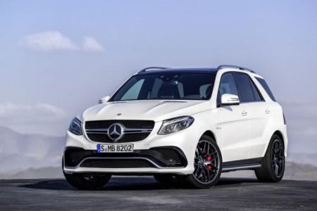новый Mercedes-AMG 63 GLE