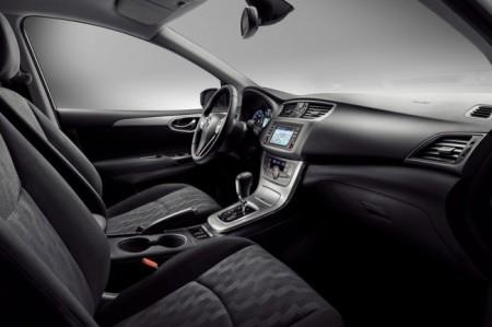 салон Nissan Tiida 2 для России