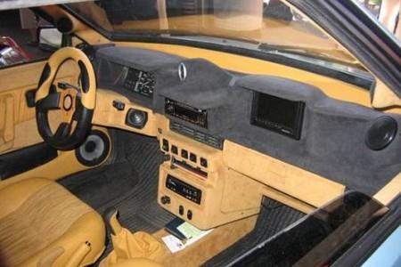 тюнинг передней панели ВАЗ 2108