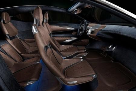 Aston Martin DBX Concept салон