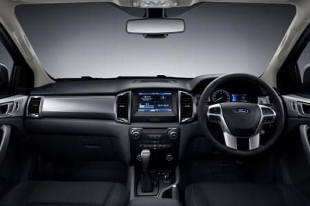 Ford Ranger 2016 салон