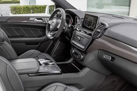 Mercedes-AMG 63 GLE салон